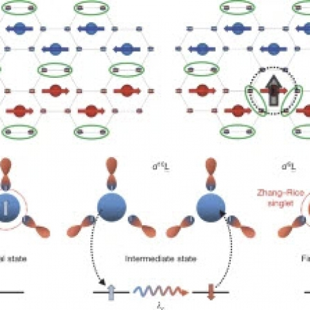 Coherent many-body exciton in van der Waals antiferromagnet NiPS3