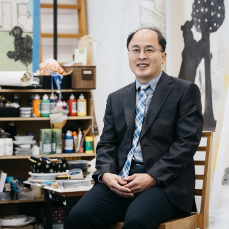 Interview with Professor Hasoon Shin, Recipient of the 2020 Excellence in Teaching Award