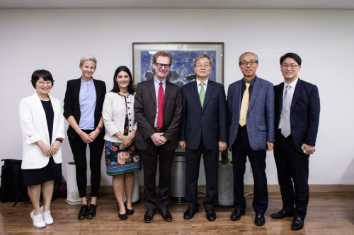 Zurich Meets Seoul Comes to SNU