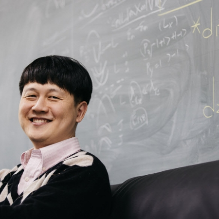 Interview with Professor Cheol-Hwan Park, recipient of the 2020 Excellence in Teaching Award